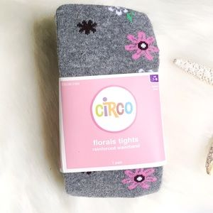Circo • Floral Tights Girls 7-10
